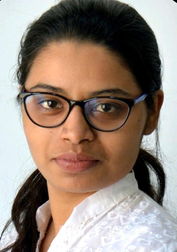 Mou Mukherjee